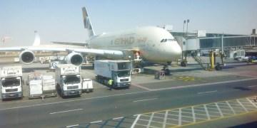 Etihad, A380