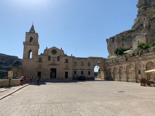 Van het eeuwen oude Matera tot de havenstad Brindisi, Italië