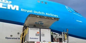 Air France KLM Martinair Cargo staat klaar om COVID-19 vaccin te vervoeren