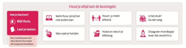 Negatieve coronatest noodzakelijk voor reis naar Nederland
