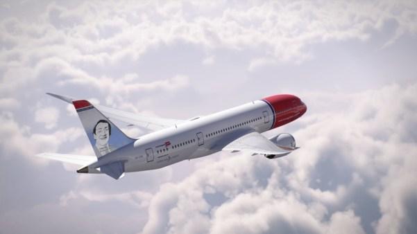 Norwegian gaat verder als Europese maatschappij