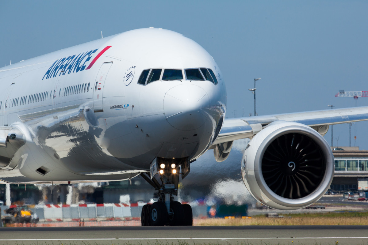 Air France more often to the French Caribbean in the summer