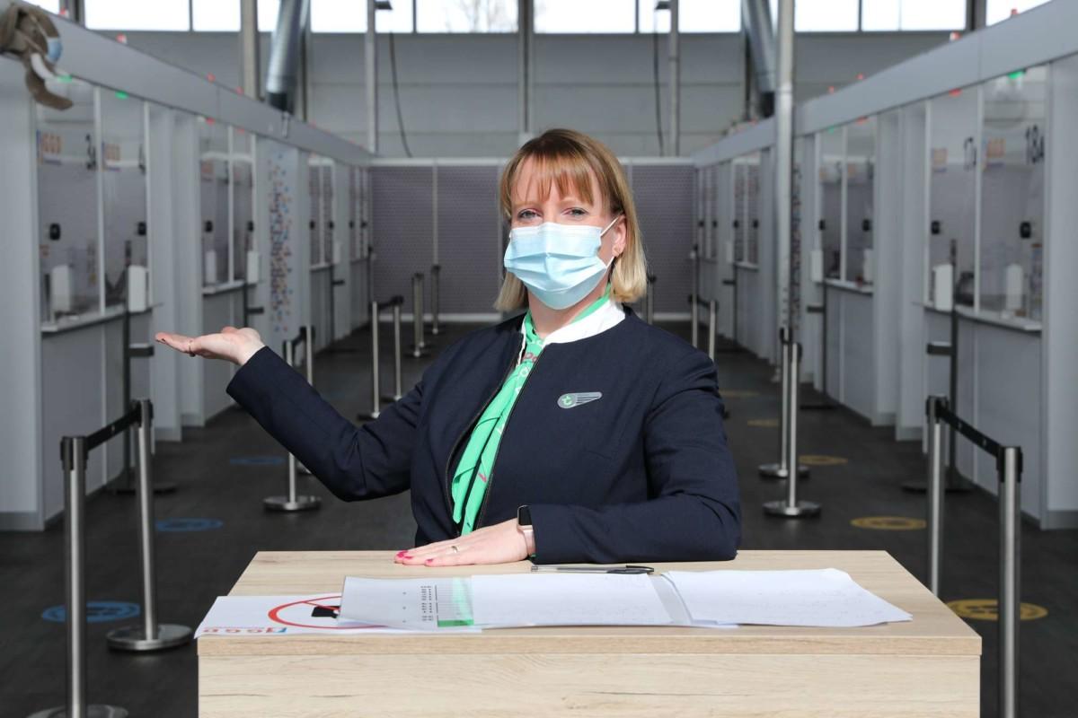 Transavia gaat de GGD's helpen bij de vaccinatie strategie (Bron: Transavia)