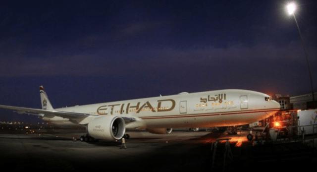 Etihad, Boeing 777