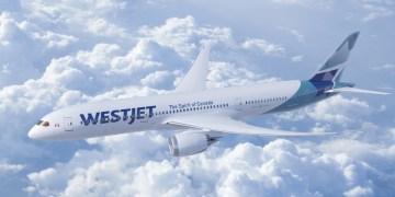 WestJet, Boeing 787, Dreamliner