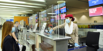 Emirates, iATA Travel Pass