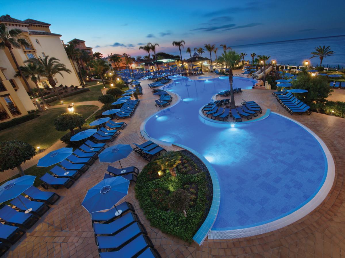 Marriott's Marbella Beach Resort (Bron: Marriott)