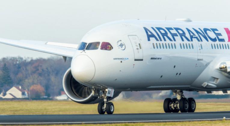 Air France, Boeing 787-9 Dreamliner