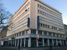 Ukomfortabelt Comfort Hotel Rsparken - Insideflyer