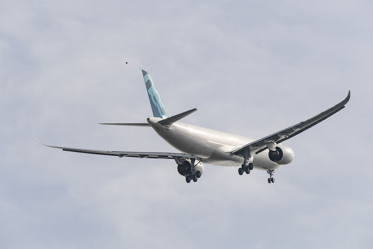 Airbus A330neo new MTOW