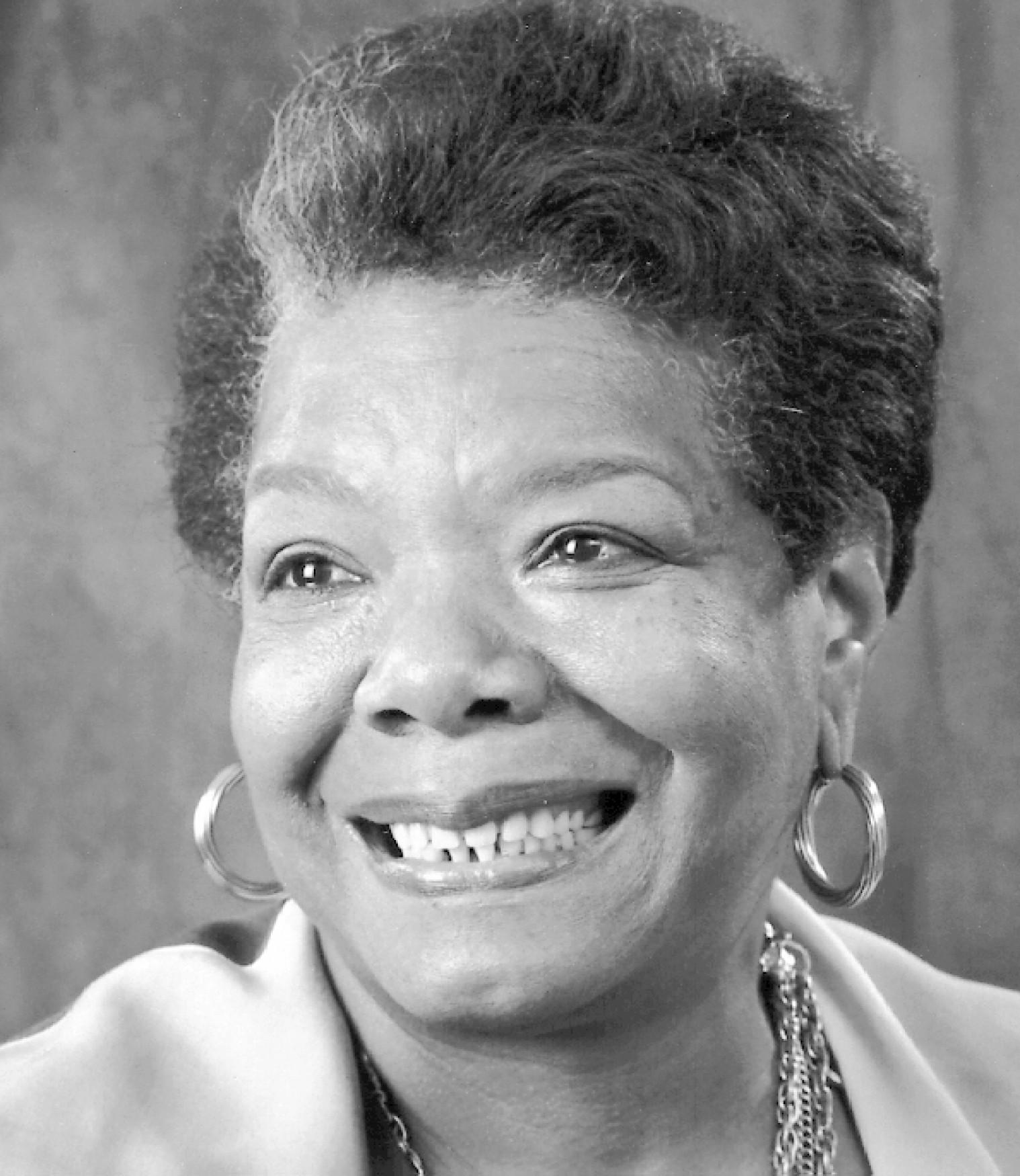 Friendship Cares Blow Pierce Remembers Dr Maya Angelou