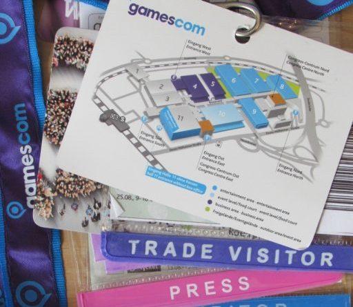 gamescom Badges
