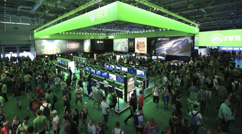 Xbox @gamescom 2015 Foto: Koelnmesse