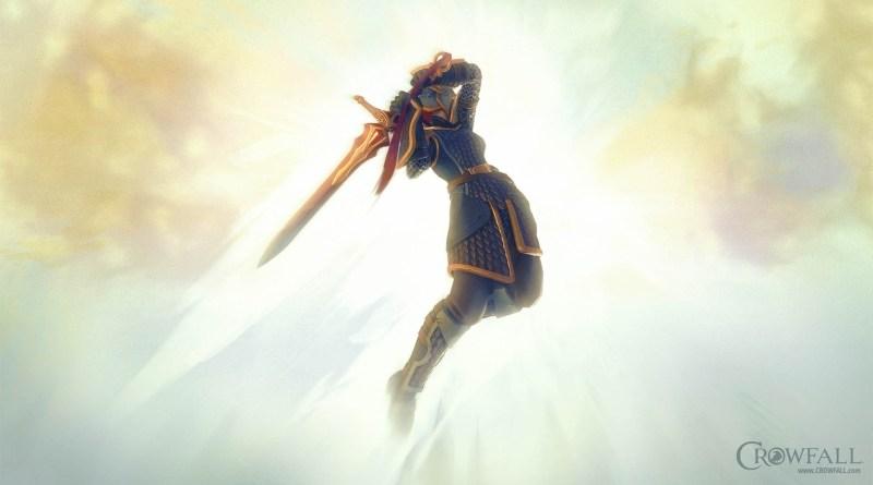 Crowfall Templar