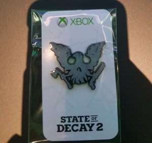 State of Decay 2 - Daybreak Pin, gamescom 2018
