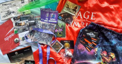 gamescom 2019 Goodie Guide