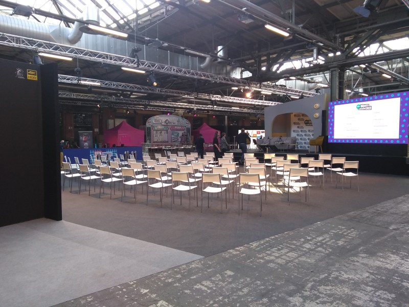 EGX Berlin 2019 Panel Area