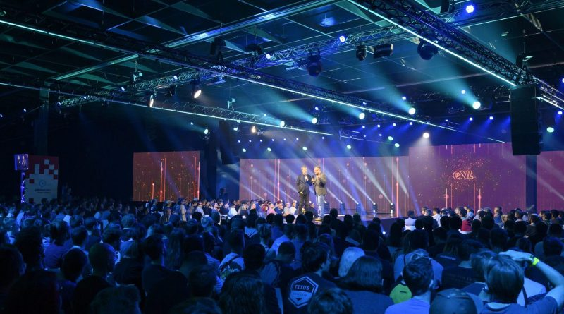 gamescom 2019: Opening Night Live, Halle 11.3