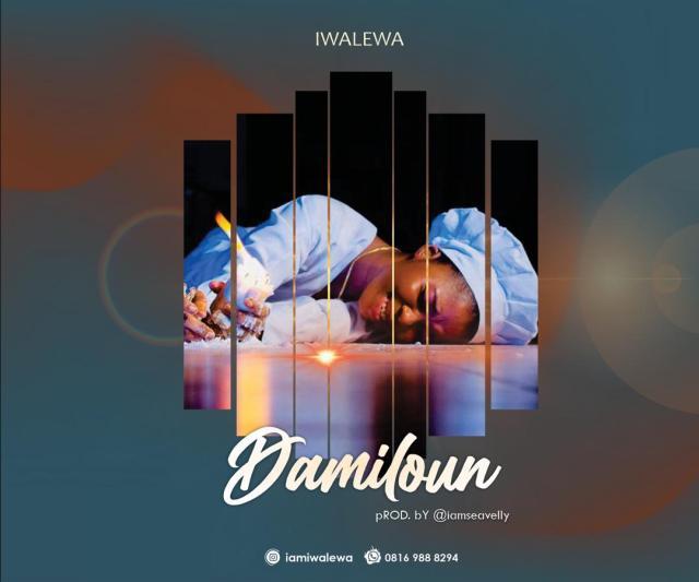 Damiloun by Iwalewa