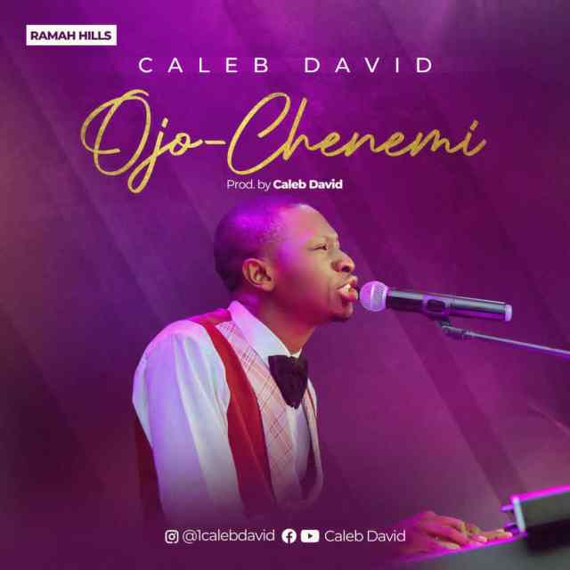 Ojo Chenemi by Caleb David