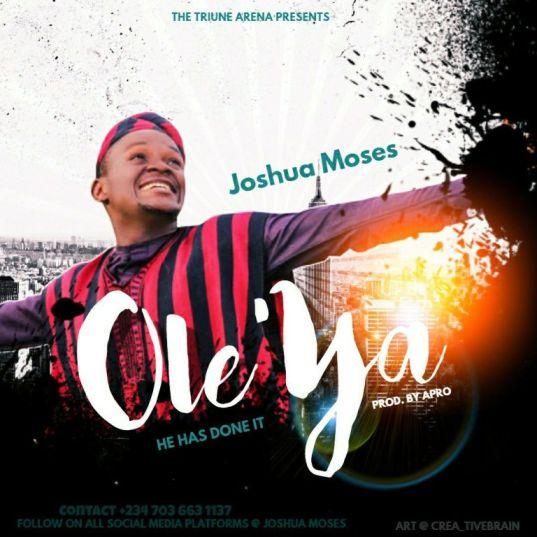 Oleya by Joshua Moses