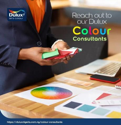 Dulux Nigeria Color Consultant