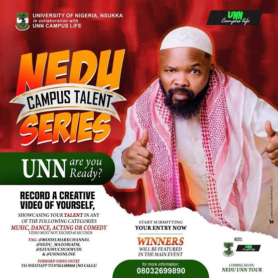 Nedu Campus Talent Hunt