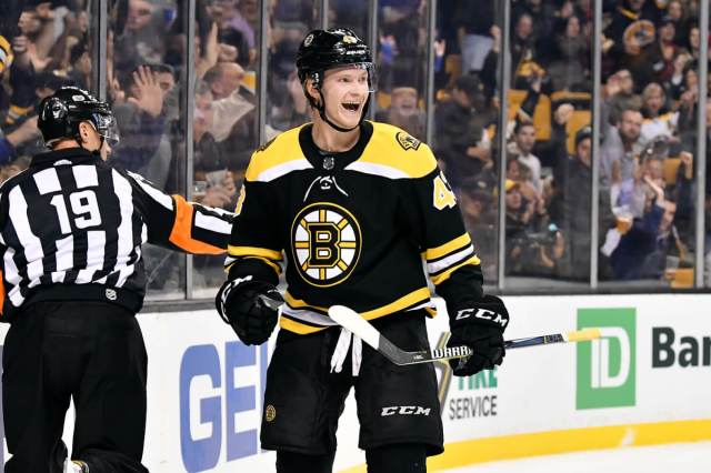 With Heinen Signed, What Comes Next For Boston?