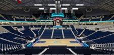 Brooklyn Nets arena interior photo