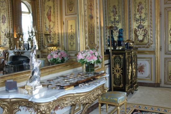 Salon Dore Elysee Palace Hotel DEvreux