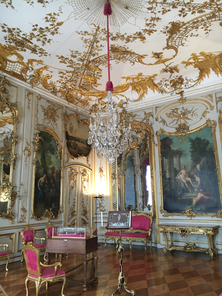 Music Room Schloss Sanssouci