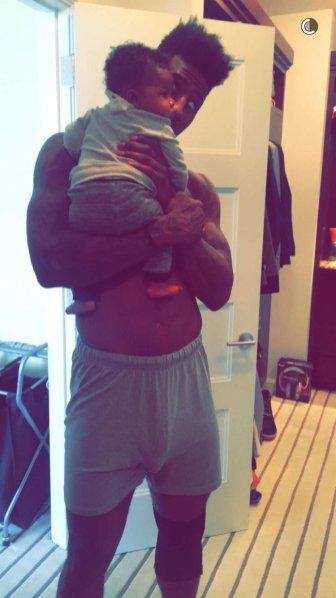 iman-shumpert-jr-baby-2