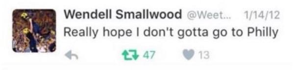 Wendell-Smallwood-Tweet-2012