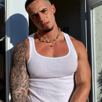 jordan torres aka officialjt is letting the whole breasts out for business