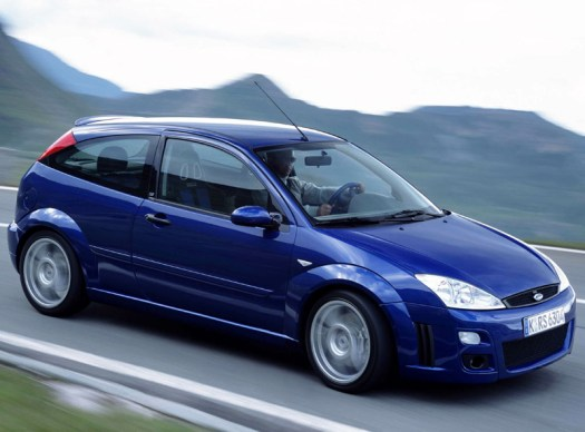 Ford Focus RS MK1 Performance