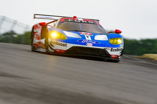 Mobil 1 SportsCar Grand Prix Saturday, July 9, 2016 Qualifying No. 67 Ford GT