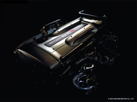 RB26DETT - Heart of the Nissan Skyline GTR