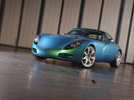 TVR T350 Canada Import