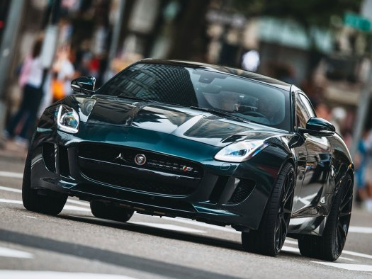 Fast and Furious 8 Jaguar F-Type S Coupe