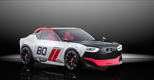 Fast and Furious 8 Nissan IDX NISMO
