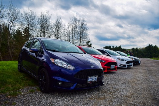 Ford Focus Ontario - Fiesta ST, Focus ST and Chevrolet Cobalt SS