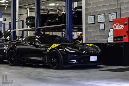 Chevrolet Corvette Grand Sport C7 at Engineered Automotive