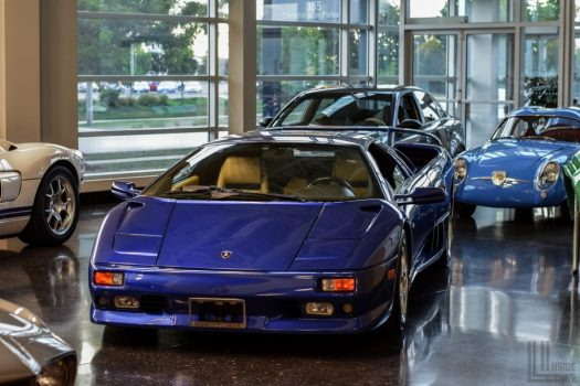 Lamborghini Diablo V12 Supercar for sale at Engineered Automotive