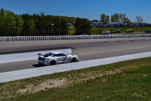 Shelby GT350R-C Mustang GT4 Racecar - Built by Multimatic