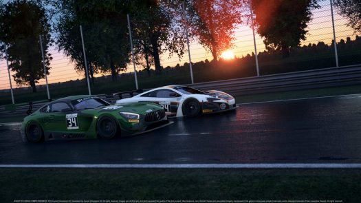 Assetto Corsa Competizione, official game of the Blancpain GT Series