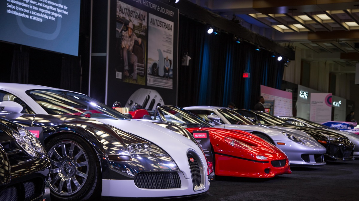 Auto Exotica was a hit at the 2019 Toronto Auto Show