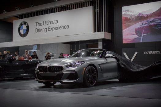 Canadian International Autoshow 2019 - BMW Z4 unveiled G29 generation.
