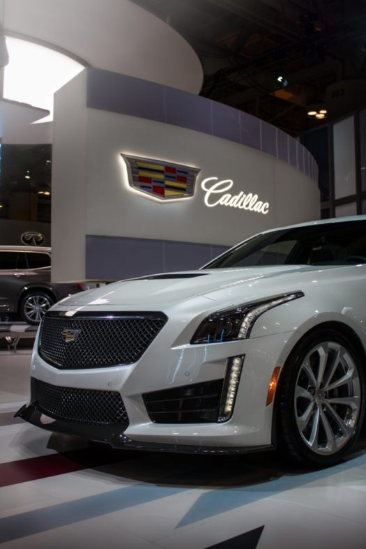 Canadian International Autoshow 2019 - Cadillac CT6-V