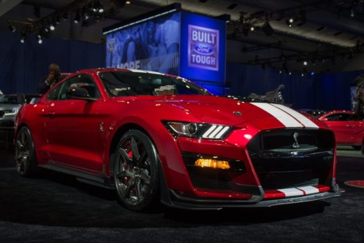 Canadian International Autoshow 2019 - Shelby GT500 supercharged