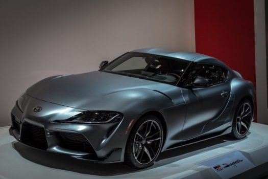 Canadian International Autoshow 2019 - Toyota Supra MK V